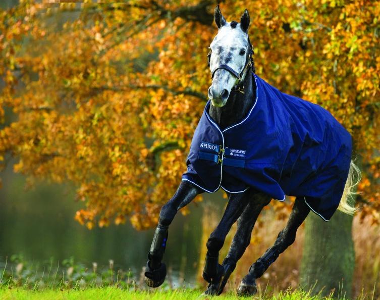 Horseware Amigo Bravo 12 Lite Regendecke