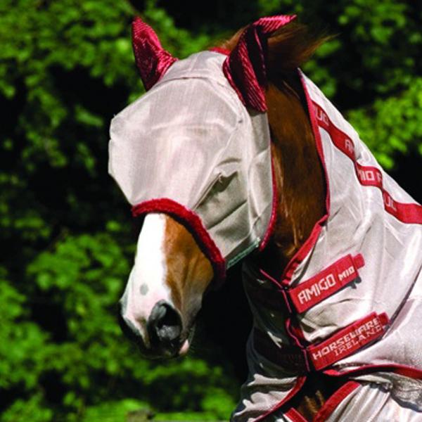 Horseware Fliegenmasken - Schutz vor Insekten