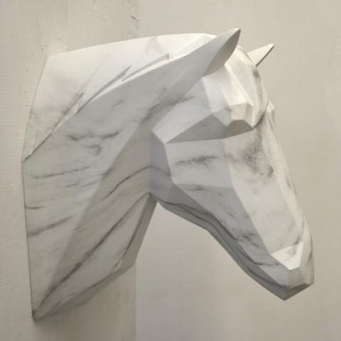 Animuro Pferd weiss SaboDesign