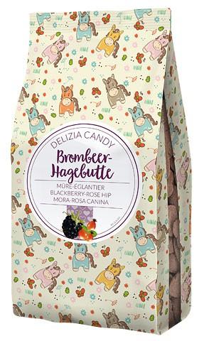 Delizia Candy Brombeer-Hagebutte 600g Kerbl