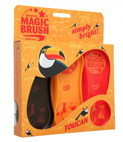 Magic Brush Set Toucan KERBL