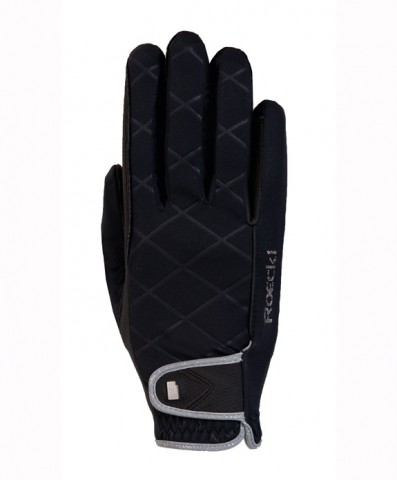 Handschuh Julia schwarz Roeckl