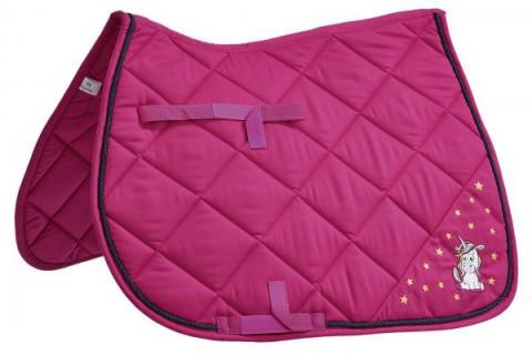 Schabracke Einhorn pink BUSSE