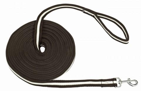 Longe Soft braun/creme 8m BUSSE