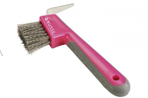 Hufpick Grip pink/grau Busse