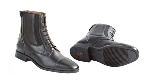 Jodhpur Stiefelette Style Twice schwarz BUSSE