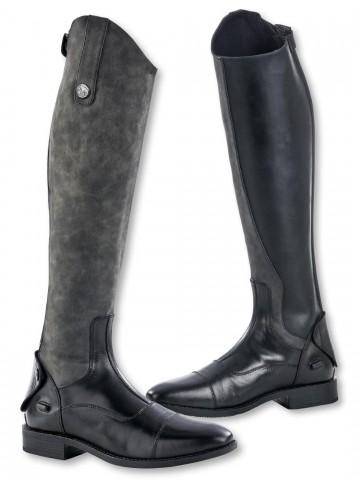 Stiefel Bondy schwarz/grau Busse