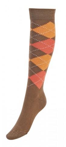Socken Comfort safari/ light coral/spicy coral BUSSE