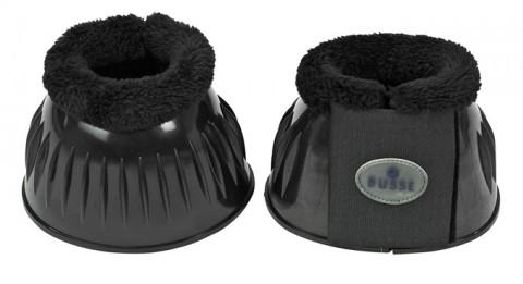 Hufglocke Sturdy Plush schwarz BUSSE