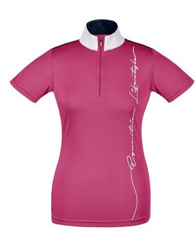 Turnier-Shirt Oldenburg pink Busse