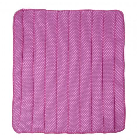 Bandagierkissen Happy 30x40cm pink mit Sternchenmuster HKM