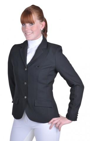 Jacket Marburg für Erwachsene schwarz HKM