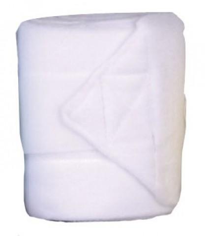 Fleecebandagen 3m weiß HKM