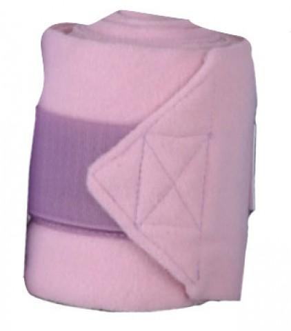 Fleecebandagen 2m rosa HKM