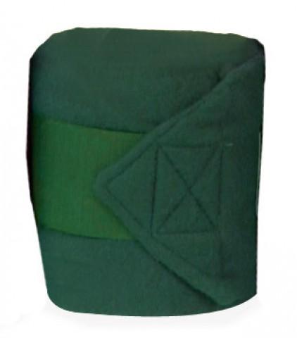 Fleecebandagen 2m grün HKM