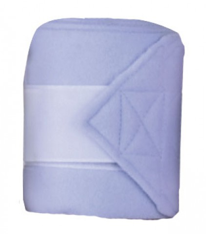 Fleecebandagen 2m babyblau HKM