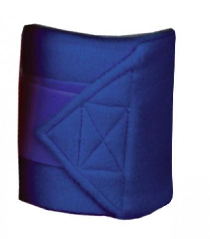 Fleecebandagen 3m kornblau HKM