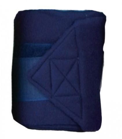 Fleecebandagen 2m dkl.blau HKM