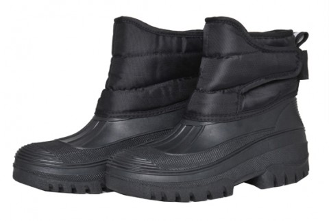 Thermoschuh Vancouver schwarz HKM
