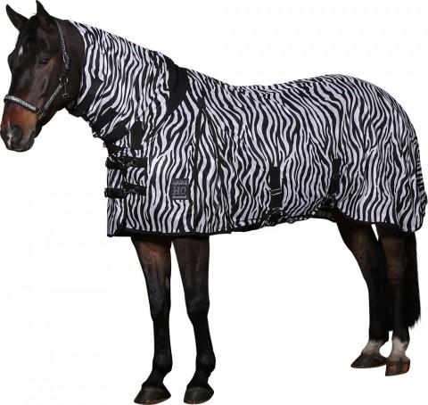 Horse Guard Insektendecke Zebra scan-horse