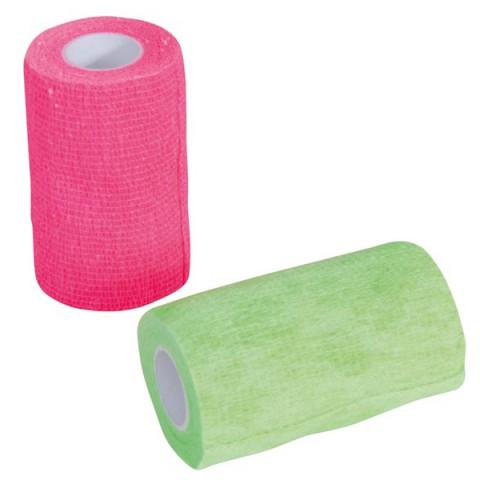 SET 5 STÜCK Bandage Flex Wrap selbsthaftend mint scan-horse