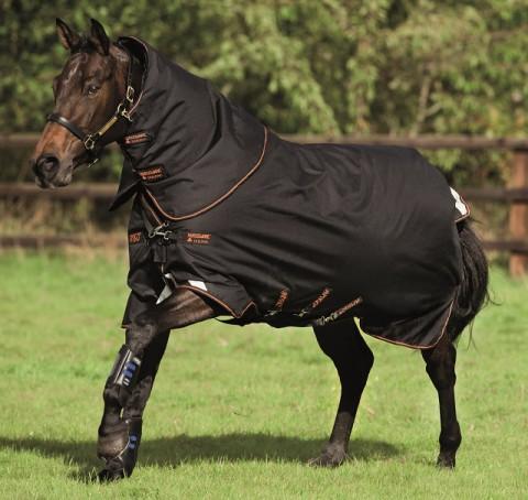 Winterdecke Amigo Bravo12 Plus 250g schwarz HORSEWARE