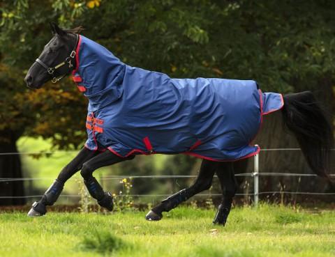 Amigo Mio All in One darkblue/red lite 0g HORSEWARE