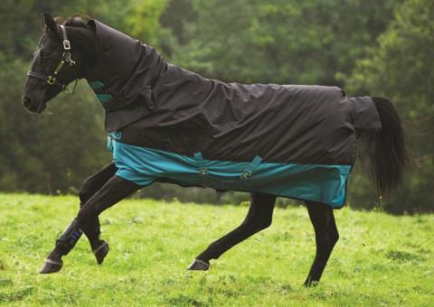 Amigo Mio mit Hals 200g schwarz HORSEWARE