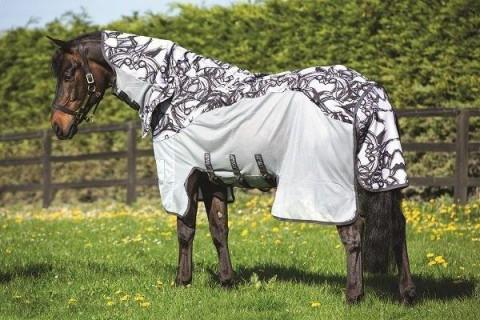 Amigo 3in1 Vamoose silber/schwarz HORSEWARE