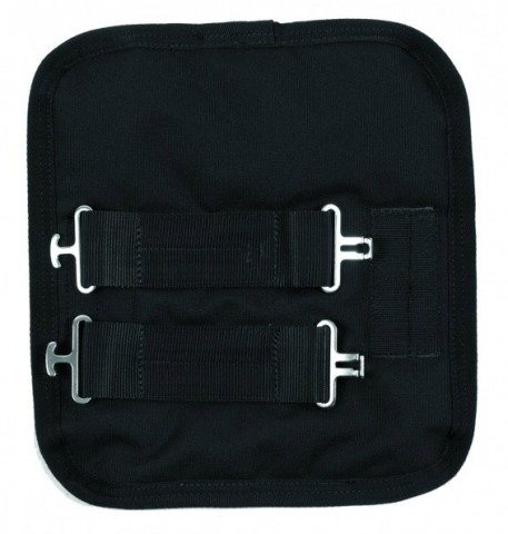 Amigo Chest Extender black HORSEWARE