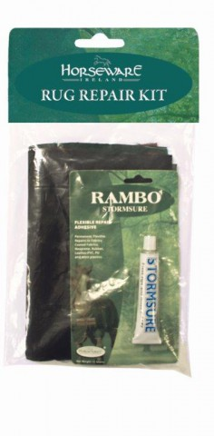 Rambo Rug Repair Kit HORSEWARE