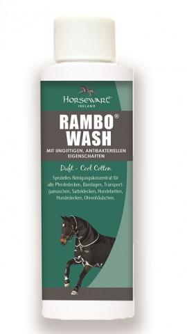 Rambo Wash 237ml HORSEWARE