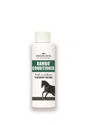 Rambo Rug Conditioner 250ml HORSEWARE