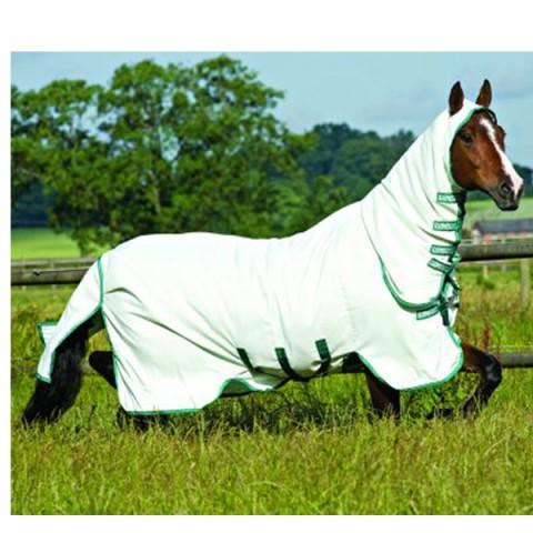 Rambo Sweetitch Hoody grün HORSEWARE