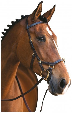 Rambo Micklem Multibridle braun HORSEWARE