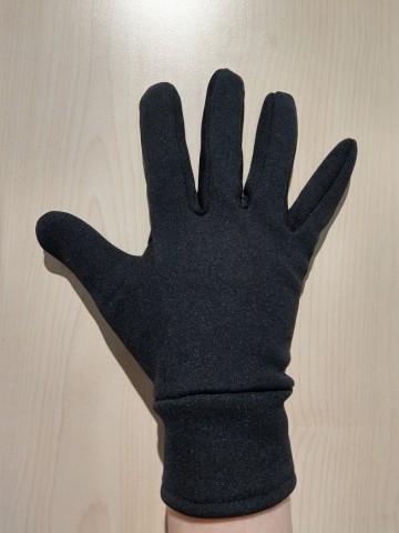 Kinder Winterhandschuh TopLine Graz schwarz Daselfo