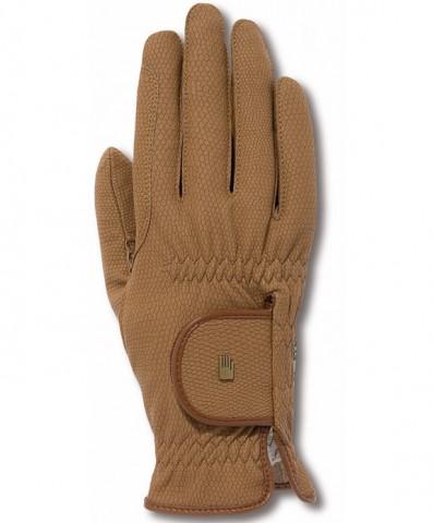 Handschuh Roeck Grip caramel Roeckl