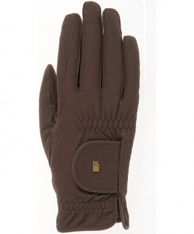 Handschuh Roeck Grip mokka Roeckl