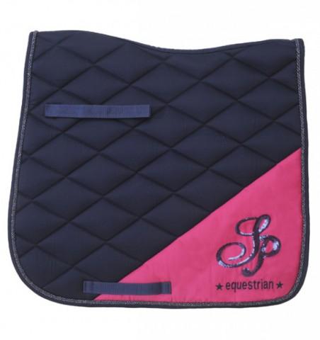 Schabracke Sequin navy/pink Spooks