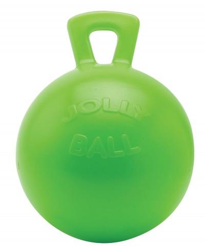 Jolly Ball grün mit Apfelduft Holland Animal Care