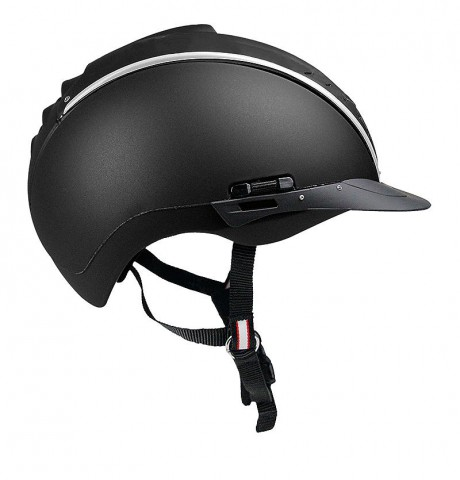 Reithelm Choice 2 50-54cm schwarz CASCO