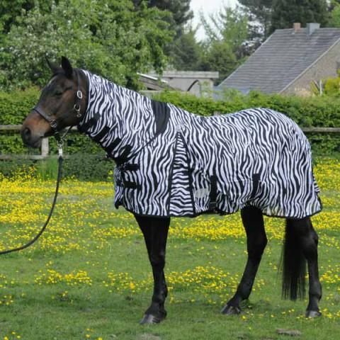 Fliegendecke zebra TopLine Lyon Daselfo