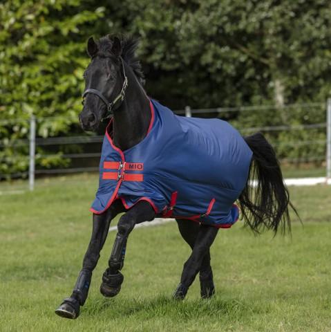 Amigo Mio darkblue/darkblue/red light HORSEWARE